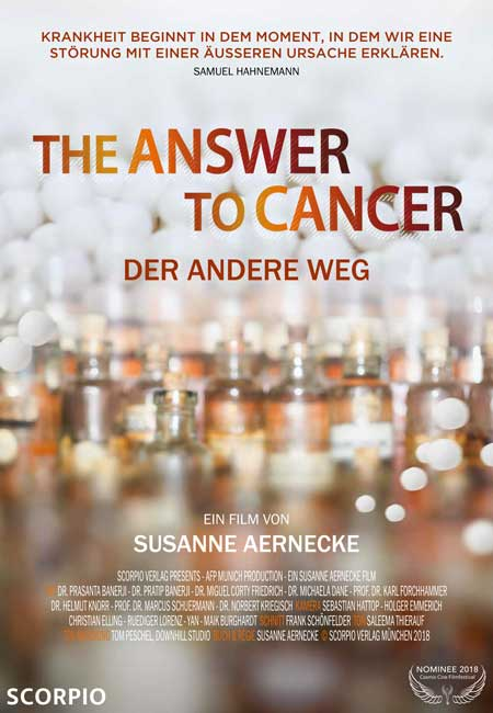 THE ANSWER TO CANCER – Der andere Weg